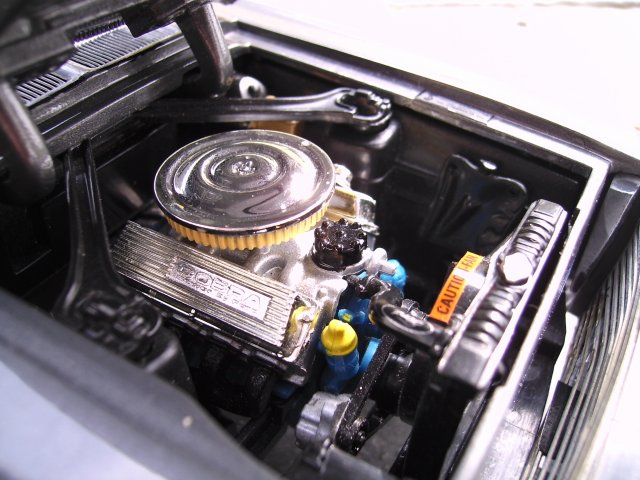 Mustang Eleanor MTK - 1 sur 200 !!! 23939914