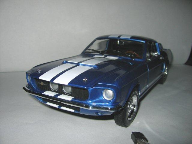 Mustang Eleanor MTK - 1 sur 200 !!! 24673210