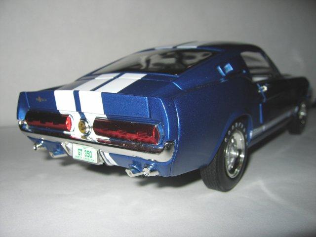 Mustang Eleanor MTK - 1 sur 200 !!! 24673211