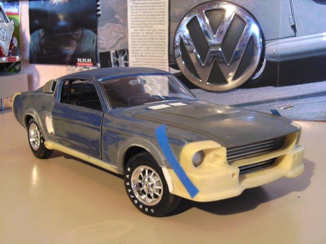 Mustang Eleanor MTK - 1 sur 200 !!! 24673212