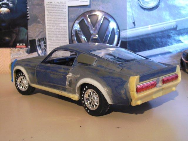 Mustang Eleanor MTK - 1 sur 200 !!! 24673213