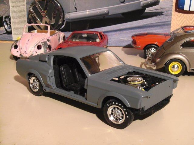 Mustang Eleanor MTK - 1 sur 200 !!! 24673214