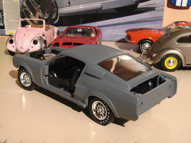 Mustang Eleanor MTK - 1 sur 200 !!! 24673215