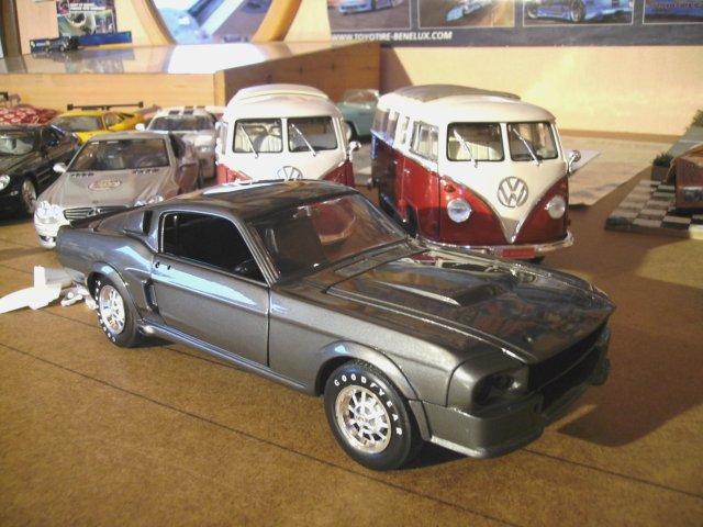 Mustang Eleanor MTK - 1 sur 200 !!! 24673216