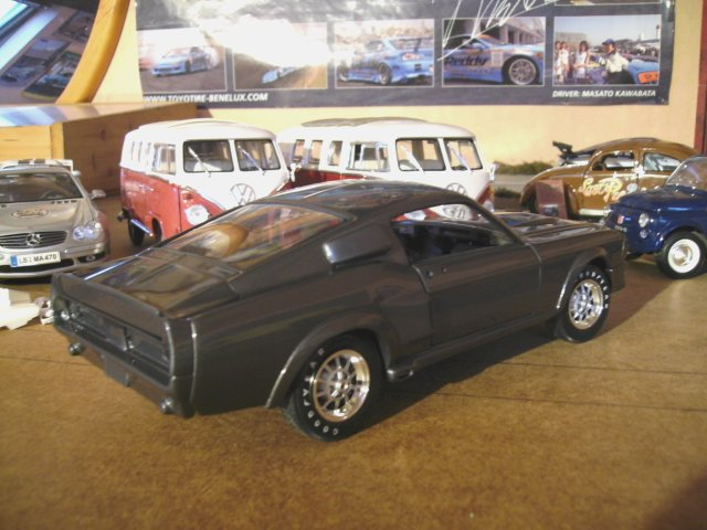Mustang Eleanor MTK - 1 sur 200 !!! 24673217