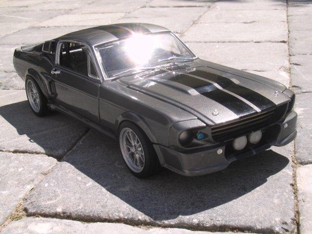 Mustang Eleanor MTK - 1 sur 200 !!! 24673218