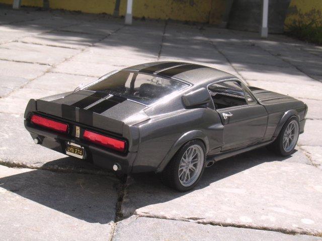 Mustang Eleanor MTK - 1 sur 200 !!! 24673219