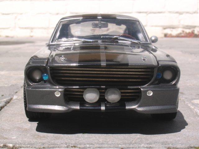 Mustang Eleanor MTK - 1 sur 200 !!! 24673220