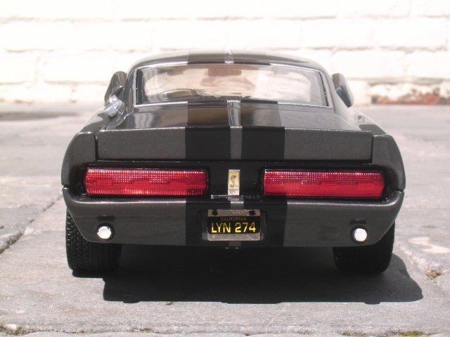 Mustang Eleanor MTK - 1 sur 200 !!! 24673221