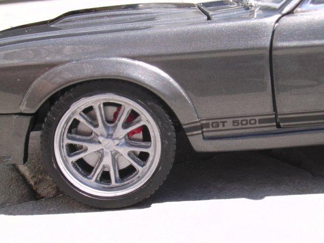 Mustang Eleanor MTK - 1 sur 200 !!! 24673222