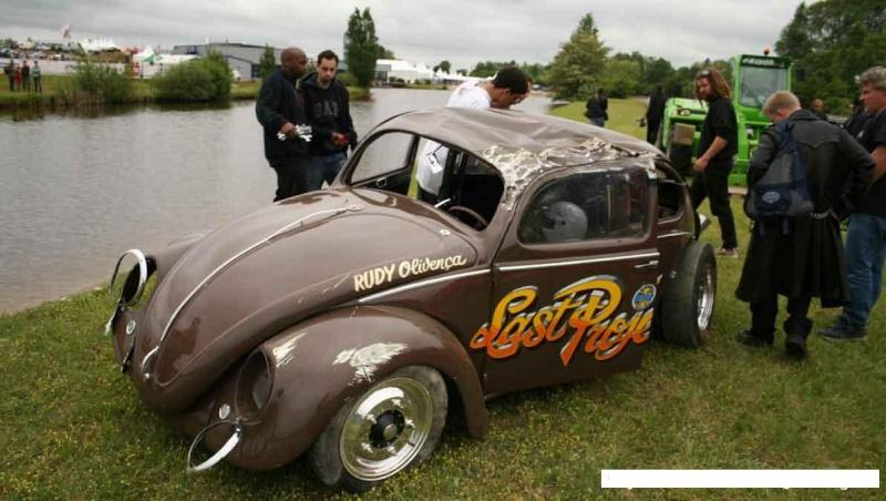 """Mon premier projet : résurection VW drag """"Last Project"""" Z1610"""