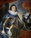 Denier Tournois Louis XIII 1616T Louis_14