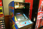 Let Indy show you almost every color and style of every game system. Arcade10