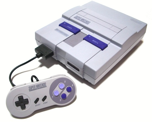 Let Indy show you almost every color and style of every game system. Snes10