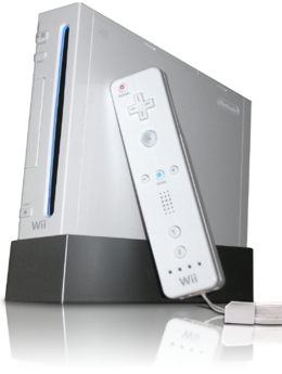 Let Indy show you almost every color and style of every game system. Wii10