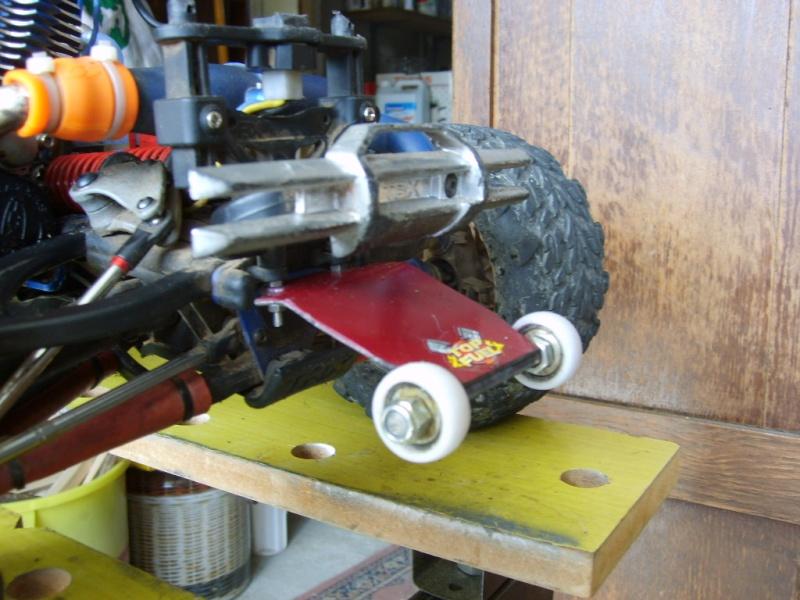 Wheelie / Wheely Bar Revo S6002012