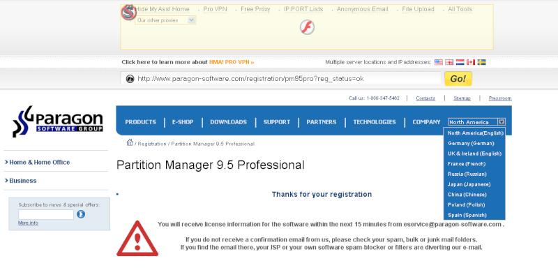 Paragon Partition Manager 9.5 gratuit pour tous => 18 Oct 18-10-15