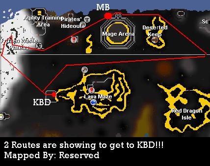 Guild to get to KBD Kbd_ro11