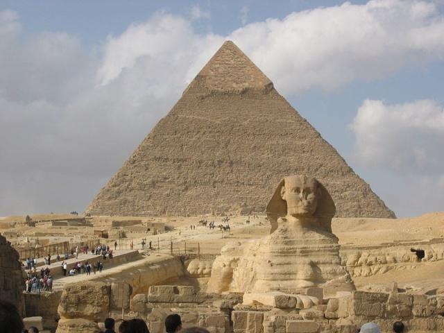 LAS PIRAMIDES Pyrami10
