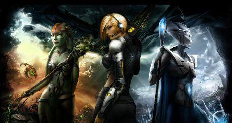 Terran Federation 3rd Galaxy
