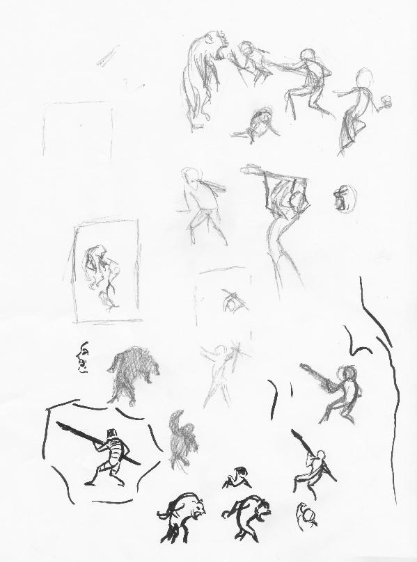 les études de Yumérêves[nouvelle illu pour 1Ddessin 1 BD 1 Hommage en cours] - Page 6 21010