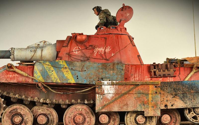 Paper Panzer E 50 47775110