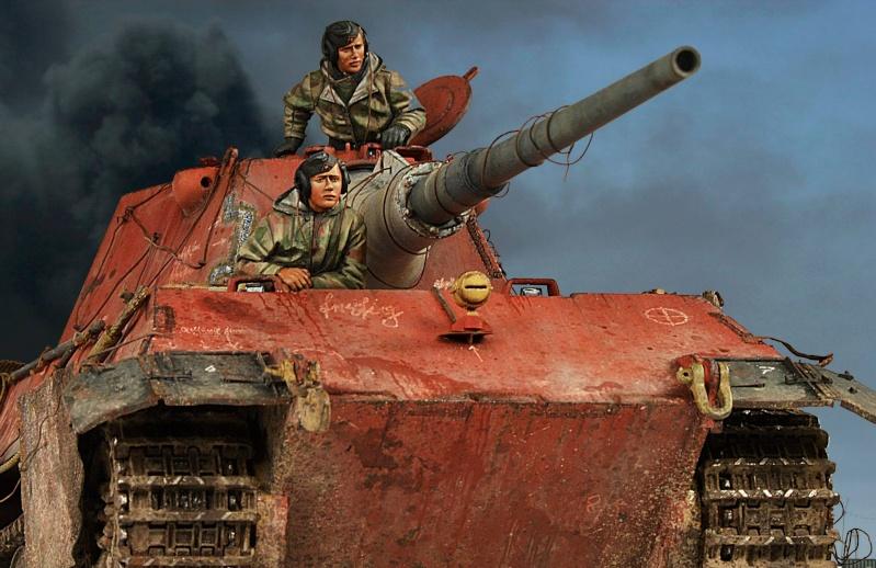 Paper Panzer E 50 98152910