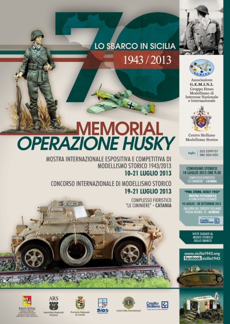 Sicily Expo - Operation Husky 70th Anniversary Resrea10