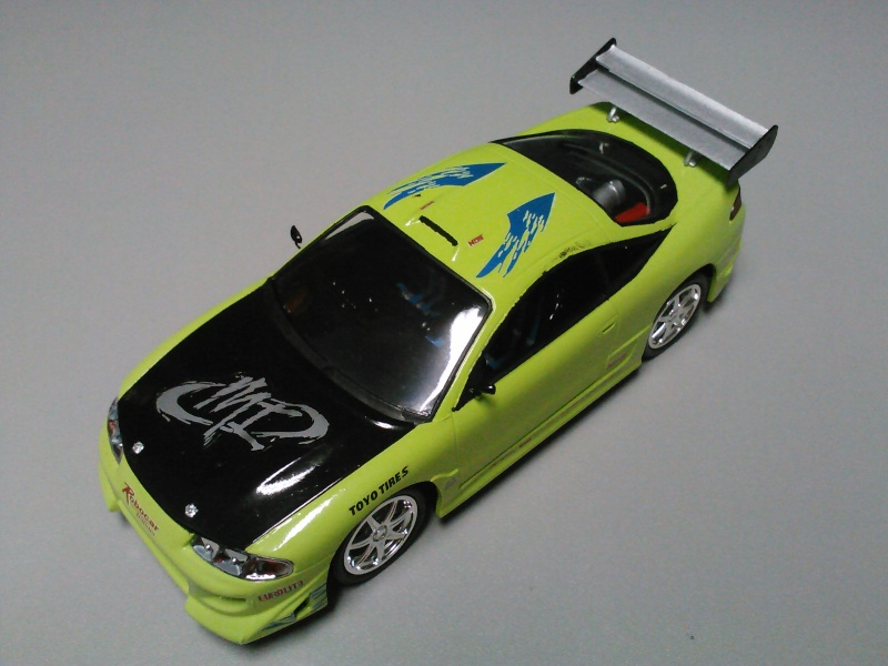 Mitsubishi Eclipse Fast and Furious Img41310