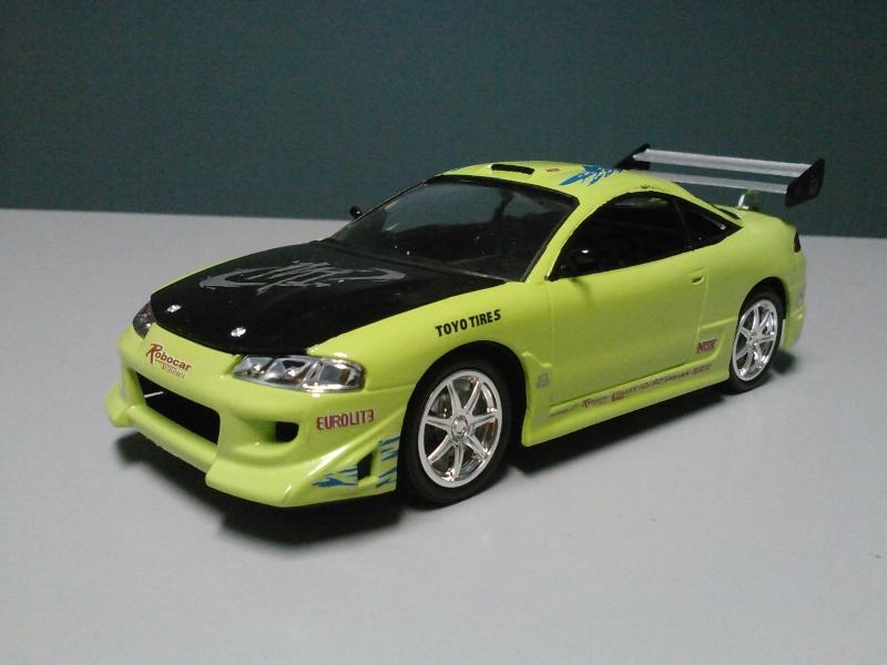 Mitsubishi Eclipse Fast and Furious Img41410