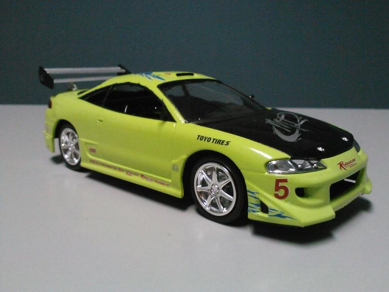 Mitsubishi Eclipse Fast and Furious Img41610