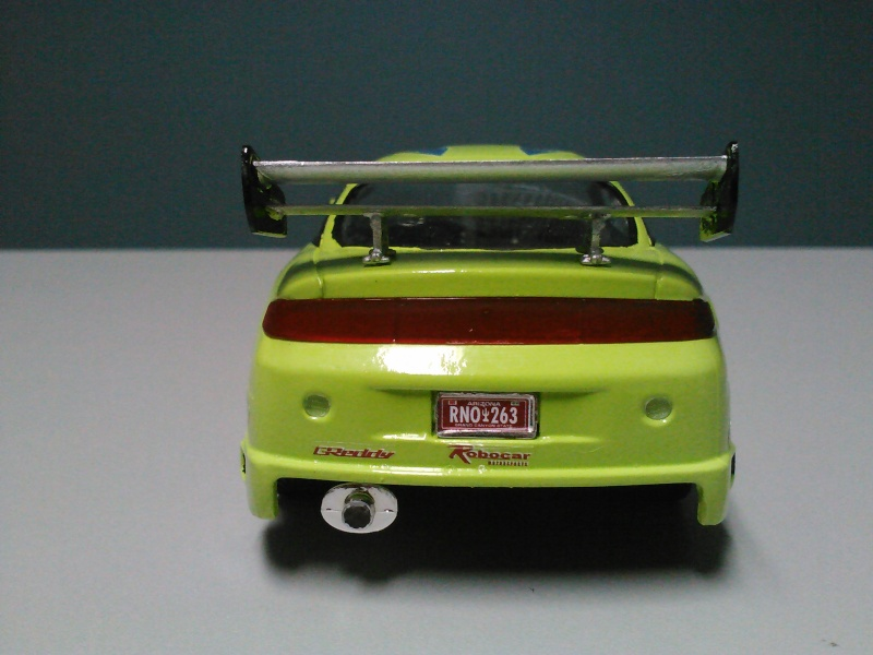 Mitsubishi Eclipse Fast and Furious Img41710