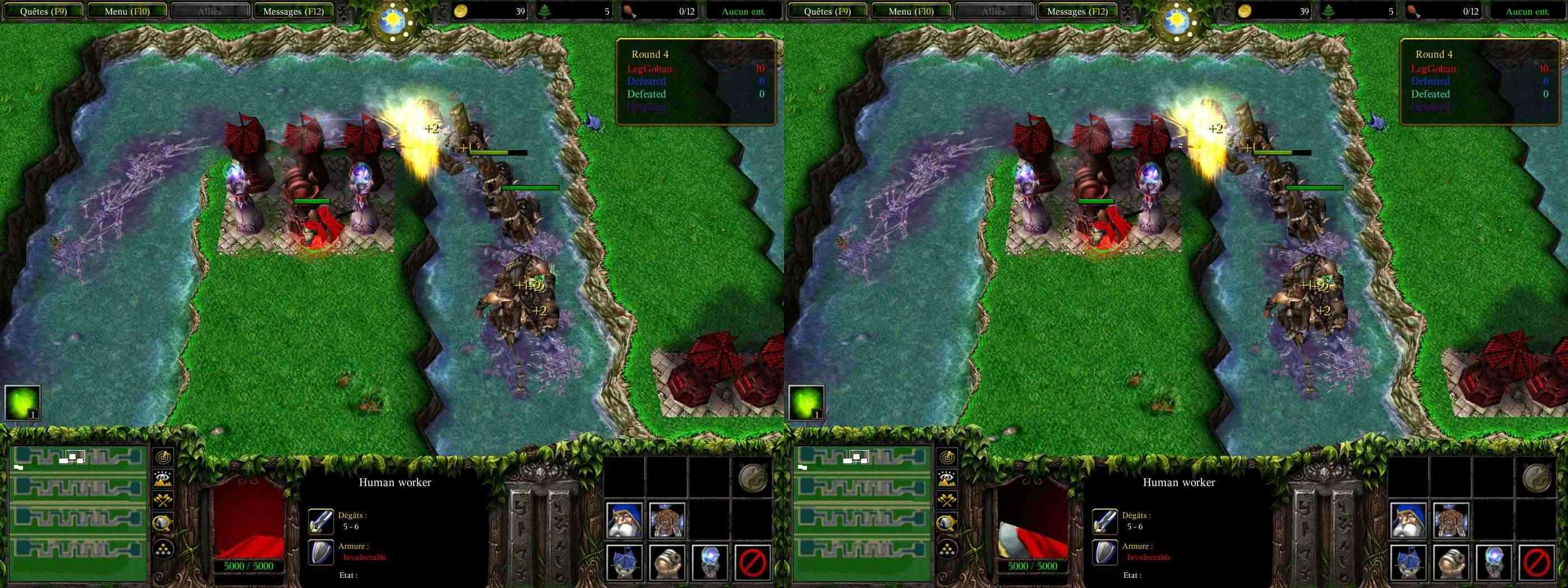 Warcraft 3 + addon War30610
