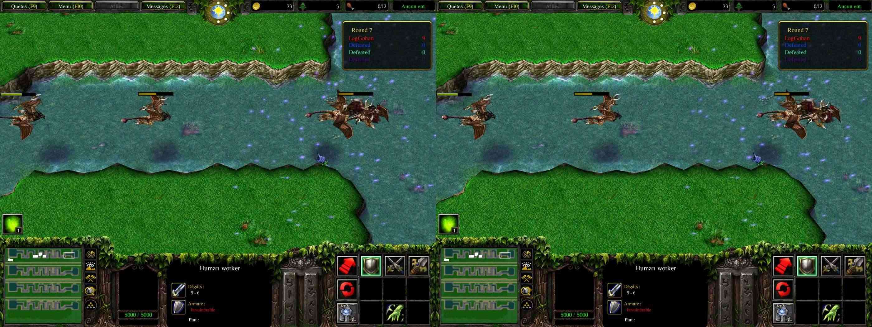 Warcraft 3 + addon War31010