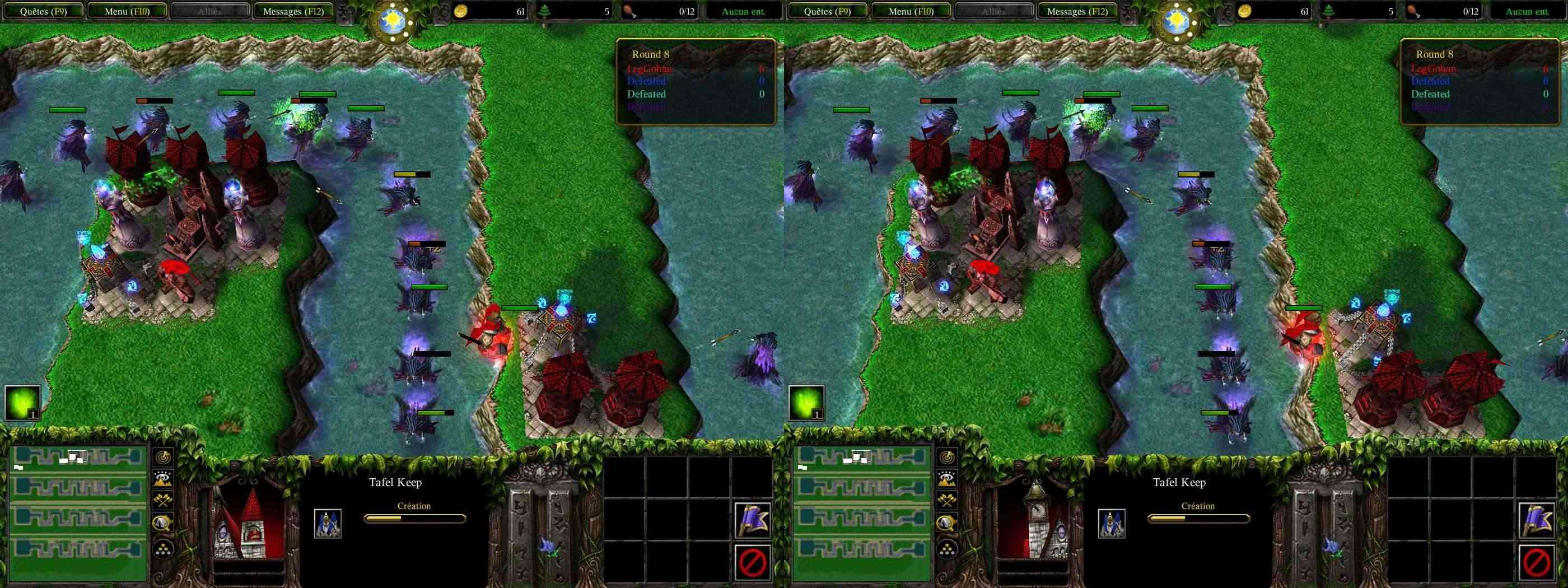 Warcraft 3 + addon War31110