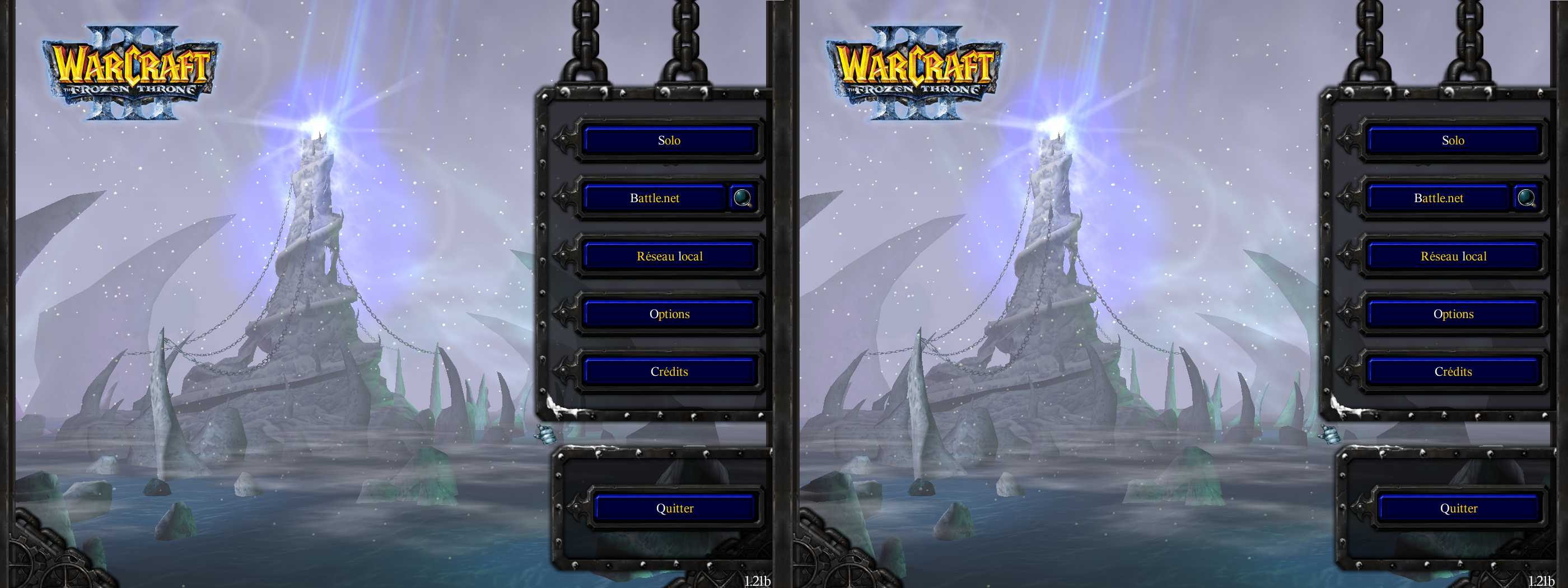 Warcraft 3 + addon War31210