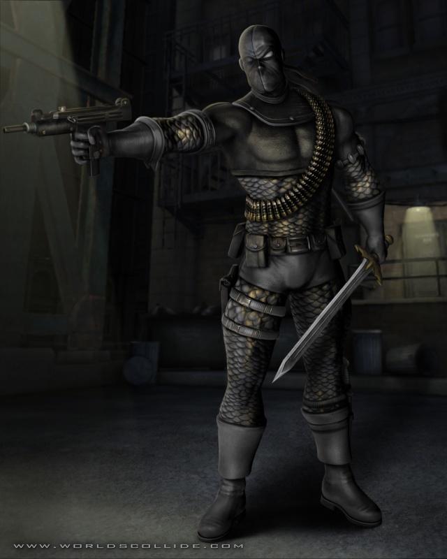 MY KING CAW (SVR07) Deaths13