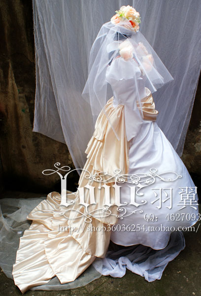 [Code Geass][Tianzi][Wedding version] Weddin11