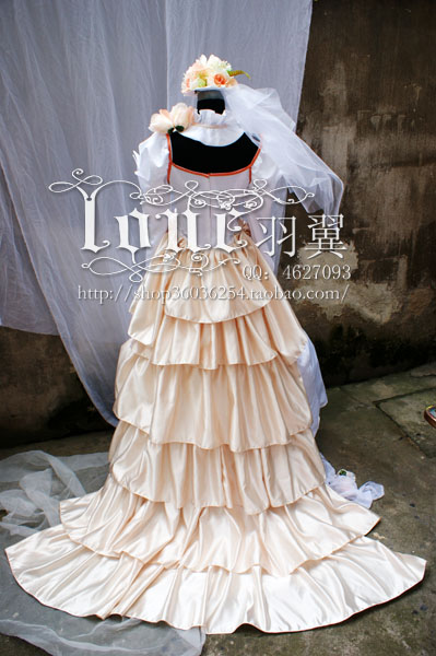 [Code Geass][Tianzi][Wedding version] Weddin12