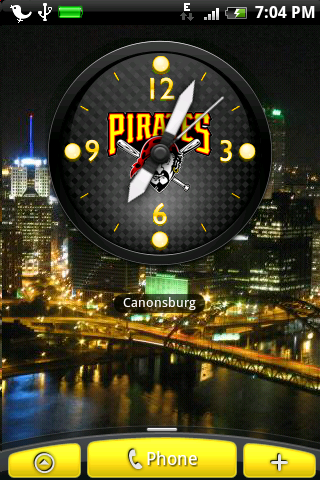 [Theme For Hero] Pittsburgh Black and Gold 12514110