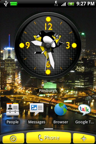 [Theme For Hero] Pittsburgh Black and Gold 12515910