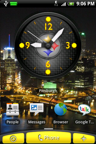 [Theme For Hero] Pittsburgh Black and Gold 12516810