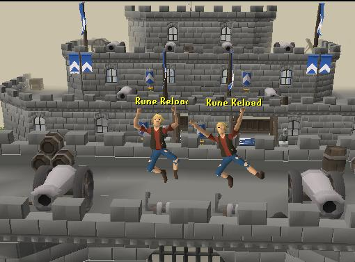 New Clan Chat In Runescape Game Runere12