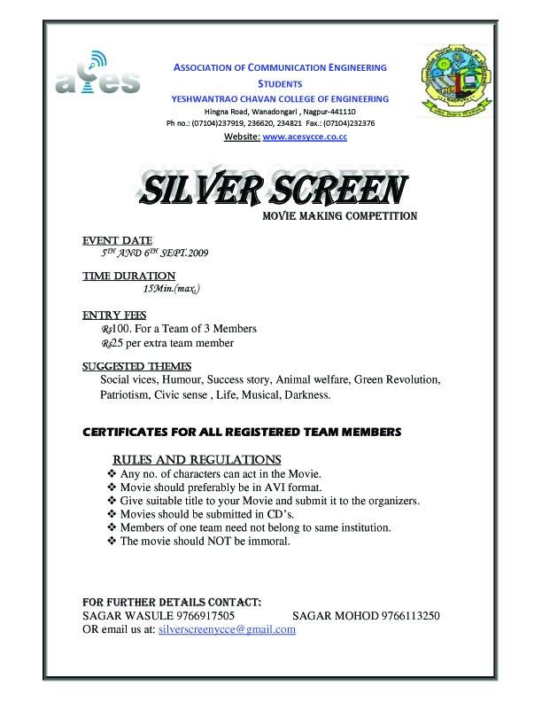 Silver Screen... Silver10