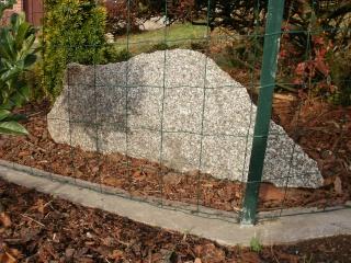 Des plantes, des bordures et... des pierres P1010018