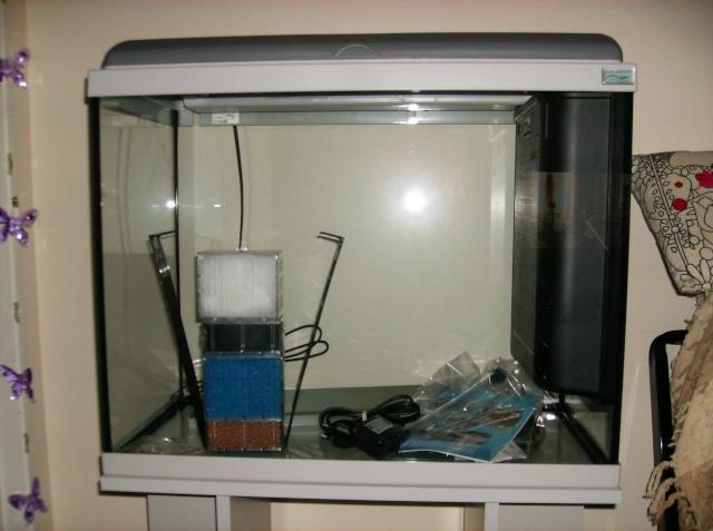 Je voudrais debuter mon bac 60L Hpim0711