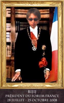 Galerie des anciens Présidents du Forum France Presid15