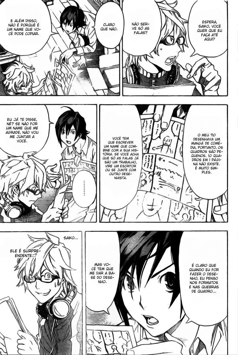 Bakuman o mangá de mangaká! 0910