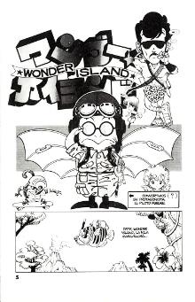 Akira Toriyama o mestre de Dragon Ball! Akira011