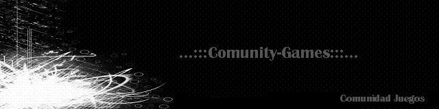 ..::Comunidad Games::..